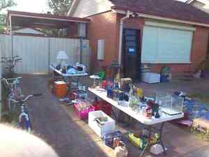 Massive 1 day Garage Sale Davoren Park Playford Area Preview