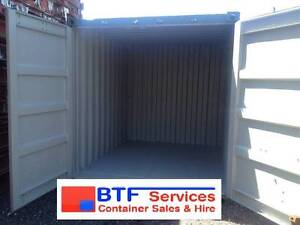 10FT SHIPPING CONTAINERS - FOR SALE - BRISBANE Brisbane City Brisbane North West Preview