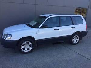 Subaru Forester 2003 AUTO ** ***REGO + RWC + STAMP DUTY *** ** Bayswater Knox Area Preview
