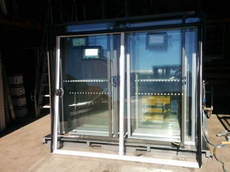 New glass sliding doors 2410mm wide building materials gumtree new glass sliding doors 2410mm wide wingfield port adelaide area image 2 1 of 3 planetlyrics Images