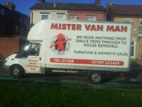 MAN AND REMOVALS SERVICES IN LIVERPOOL ,MANCHESTER, BOLTON , WARRINGTON, BIRMINGHAM, TO LONDON,