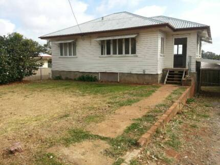 House for rent in Harristown  Toowoomba