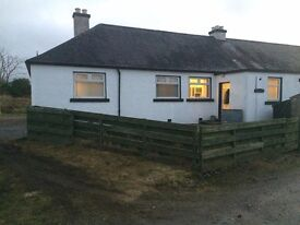 3 bedroom Semi-detached Cottage in the Village of Kildary