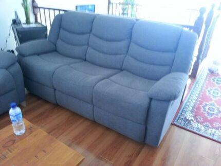 Nearly New 5 Seater Sofa For Sofas Gumtree Australia