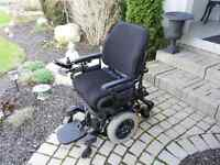 QUANTUM 6000XL POWER WHEEL CHAIR