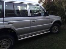 1998 Mitsubishi Pajero Wagon Medowie Port Stephens Area Preview