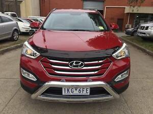 From only $155 p/week on finance* 2015 Hyundai Santa Fe AUTOMATIC Bayswater Knox Area Preview