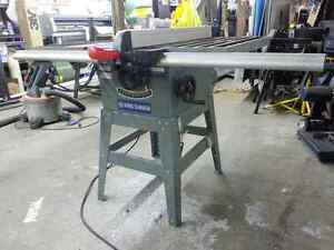 """King canada 10"""" table saw"""