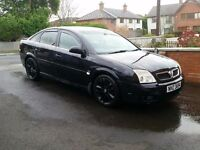 2003 VAUXHALL VECTRA SRI DTI 2.2 DIESEL, FULL YEAR MOT - P/X TRADE IN WELCOME