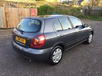 2005 Nissan Almera 1.8 SE 5dr Very LOW Mileage Automatic @07445775115@
