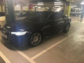 Audi A6 S-line manual chip tunning 215hp