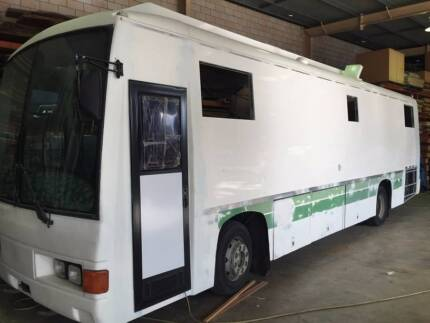 MAN MIDI COACH MOTORHOME PROJECT - 95 MODEL Tin Can Bay Gympie Area Preview