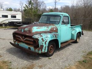 Ford : F-100 Custom Cab