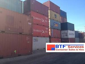 20FT & 40FT SHIPPING CONTAINERS FOR SALE - MELBOURNE, VIC Melbourne CBD Melbourne City Preview