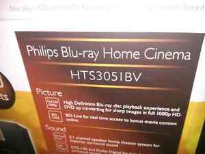 Blu ray home theater in a box Philips 5.1 trade