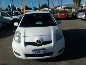 2008 TOYOTA YARIS YRS NCP91R 5D HATCHBACK 1.5L 4 SP AUTOMATIC Kenwick Gosnells Area Preview
