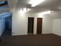 Office, studio, retail, classroom available for lease