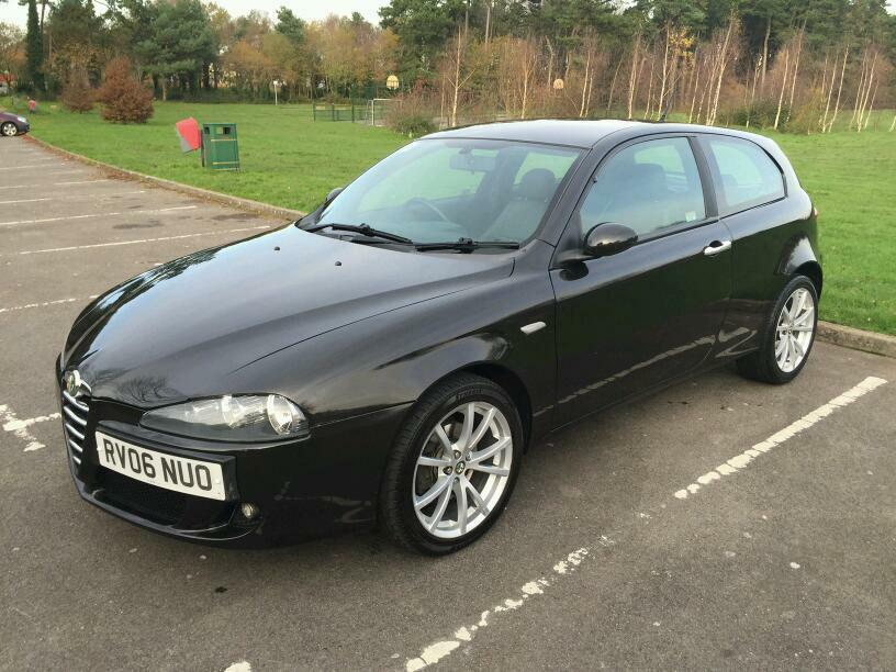 alfa romeo 147 ts ti 1 6 special edition in luton bedfordshire gumtree. Black Bedroom Furniture Sets. Home Design Ideas
