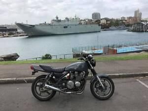Kawasaki Zephyr ZR550 Newtown Inner Sydney Preview