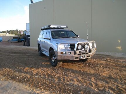 2008 Toyota LandCruiser Wagon Wyndham East Kimberley Area Preview