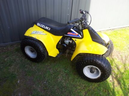 SUZUKI, LT50 QUAD BIKE, 50cc 'SOLD PENDING PAYMENT' Ballarat Central Ballarat City Preview