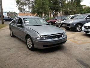 FORD FALCON BA PARTS WRECKING DISMANTLING.. PARTS AVAILABLE Smithfield Parramatta Area Preview