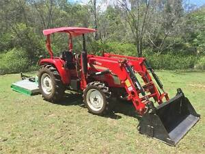 55 HP Foton/Lovol Tractor + lots of implements. Very low hours! Withcott Lockyer Valley Preview