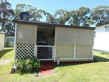 ON-SITE CARAVAN near Jervis Bay NSW Shoalhaven Area Preview