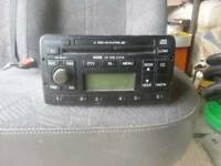 Ford Focus CD Player