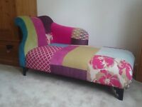 Chaise Longue, good as new, Weyhill, Andover. Self collect only