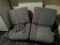 Mazda Bongo 1995 split rear seats and mat VGC - RARE