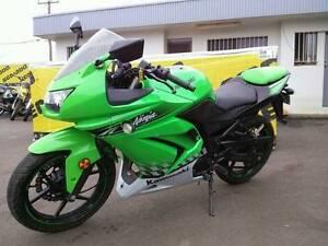 2010 Kawasaki Ninja 250 special edition - Rego - learner legal Taminda Tamworth City Preview