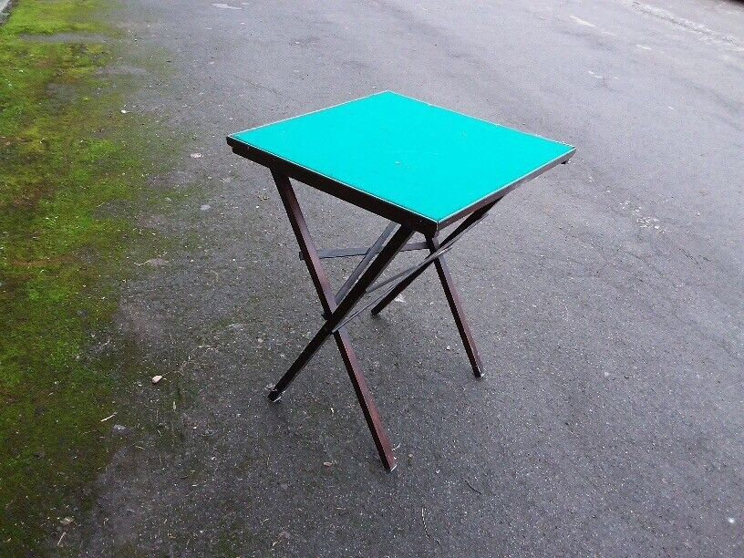 Foldable Card Table