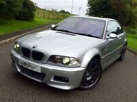 ***Stunning BMW E46 M3 SMG FSH NAV FULL Leather***