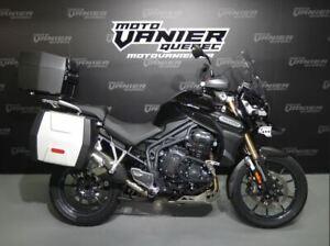 2013 Triumph Tiger Explorer