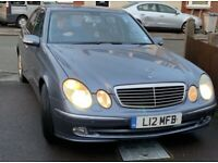 2004 Mercedes Benz E320 CDI Avantguarde Automatic spares or repair