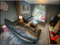 LEATHER SOFA'S FOR SALE