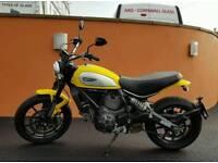 ONE OWNER Ducati Scrambler Icon 803cc LOW MILEAGE