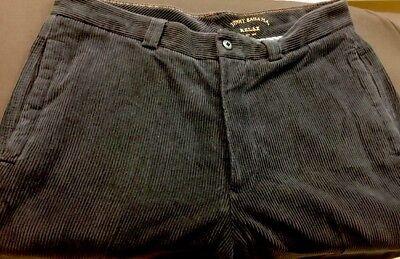 Navy Cord Pants - Tommy Bahama Navy Corduroy Cord Pants Size 34 x 34