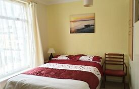 Smart dble room in just renovated/decorated smart clean Northend house £104PW. No C tax / Agent fees