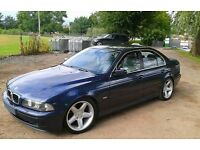 E39 BMW 5 series .. ( swap: convertible BMW AUDI Mercedes )