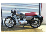 Classic 1961 Matchless G2 / 250cc single 4-stroke Loads Spent Swap px AJS 14