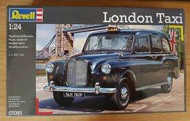 Brand New Revell Model Kit London Taxi