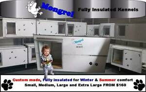 Mongrel Fully Insulated Dog Kennels from $160.00 Dubbo Dubbo Area Preview