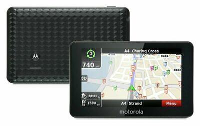 Motorola 5 Inch UK & ROI Sat Nav Xplore500 RRP £69.95