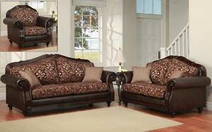 SHOW WOOD SOFA SALE (FD 130)