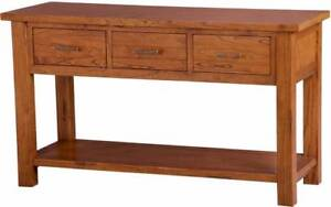 Matching entertainment unit, coffee table, hall stand & bookcase