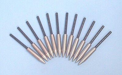 Afc 2300 Carbon Arrow Tunable Target Points - Dozen
