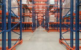 Pallet Racking 7.3m High 2.4 Beams