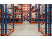 Pallet Racking 7.3m High 2.4m Beams